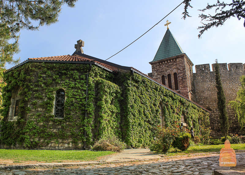 Церковь Ружица Белград