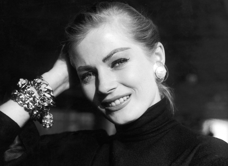 Секс-символ середины ХХ века Анита Экберг: жизнь актрисы и модели