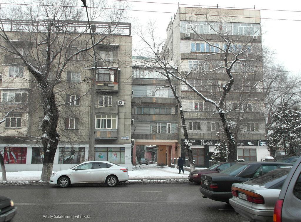 Проезд сквозь дом, улица Гоголя.