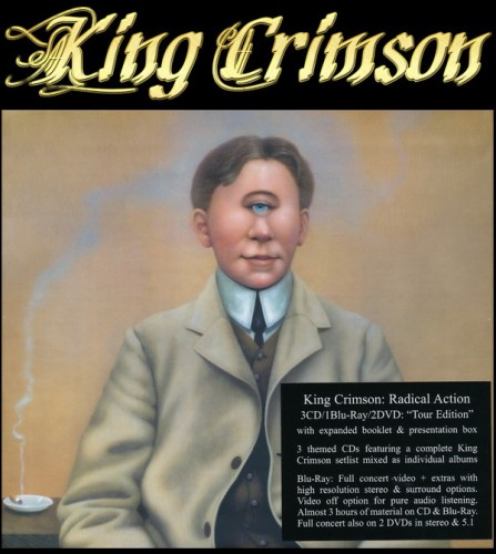 KING CRIMSON - RADICAL ACTION