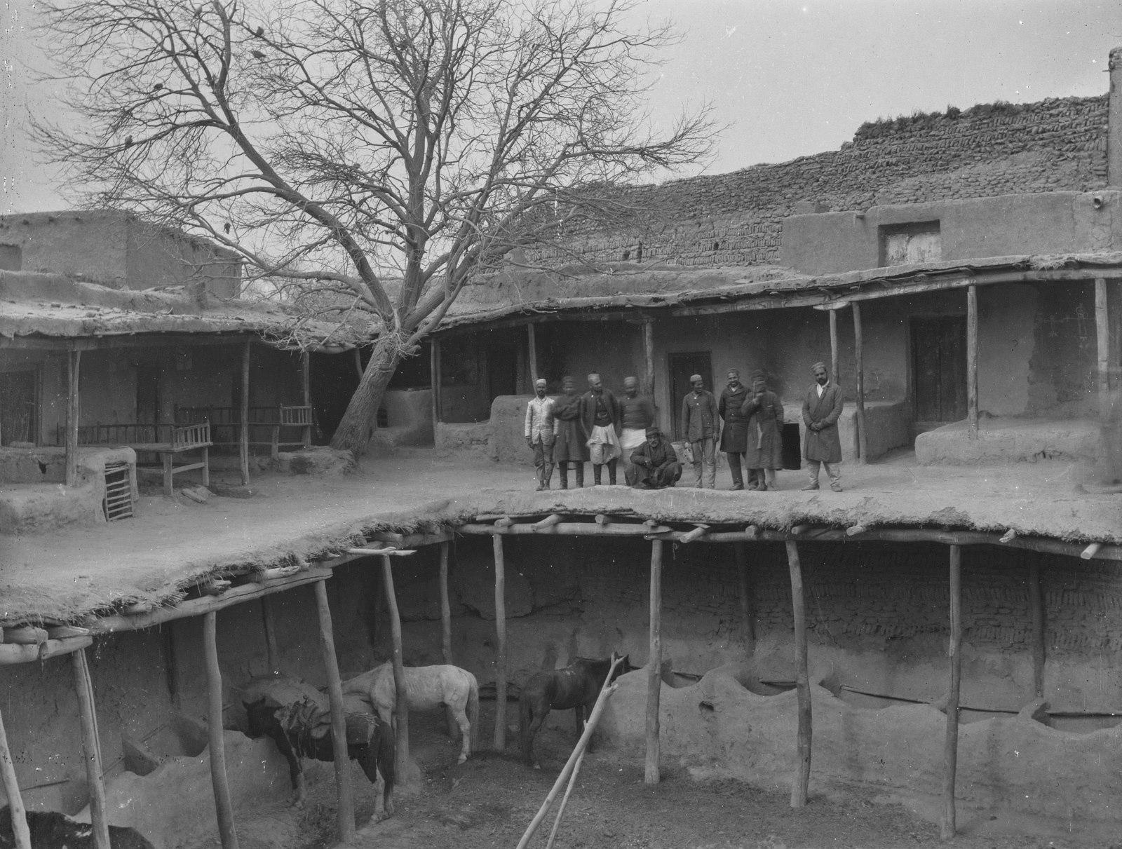 Караван-сарай