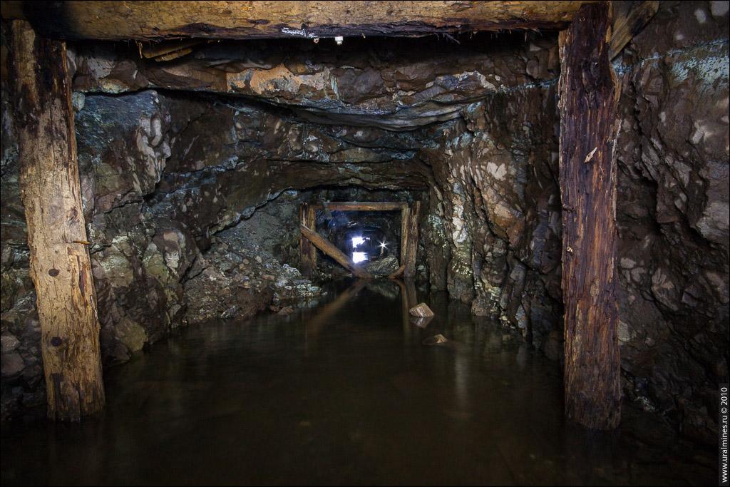 Уральская платина шахта
