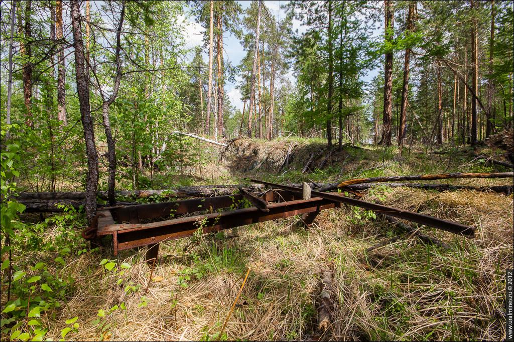 Луковский асбестовый рудник
