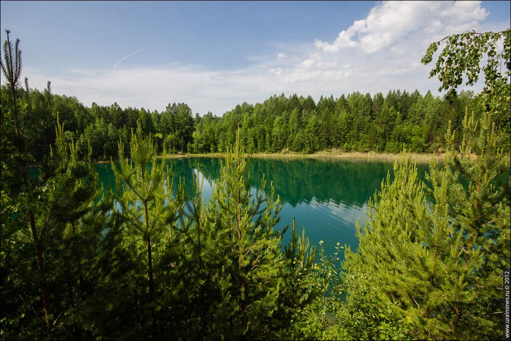 Изумрудные копи Урала: Красноармейский прииск