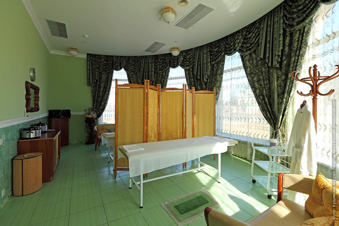 СПА отель волжская ривьера в угличе