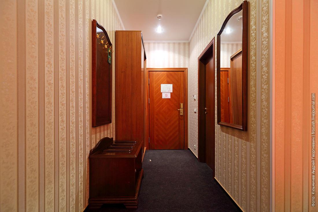 отель волжская ривьера в угличе прихожая стандартного номера