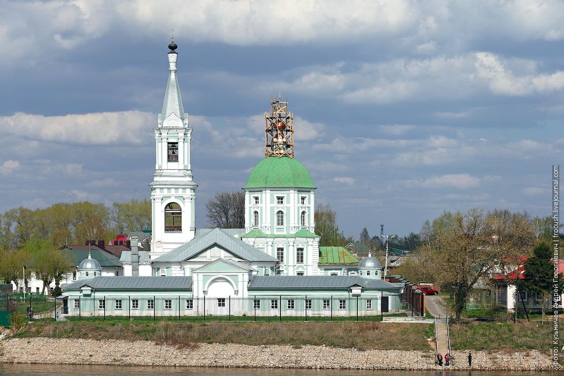 Тверь Церковь Великомученицы Екатерины Свято-Екатерининского женского монастыря фото