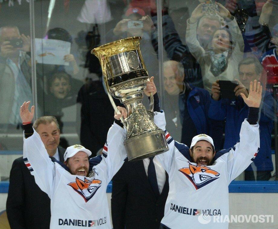 45Плей-офф 2016 Финал ЦСКА - Металлург 19.04.2016