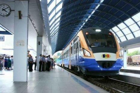 ЕБРР выделит на модернизацию Железной дороги Молдовы € 5 млн