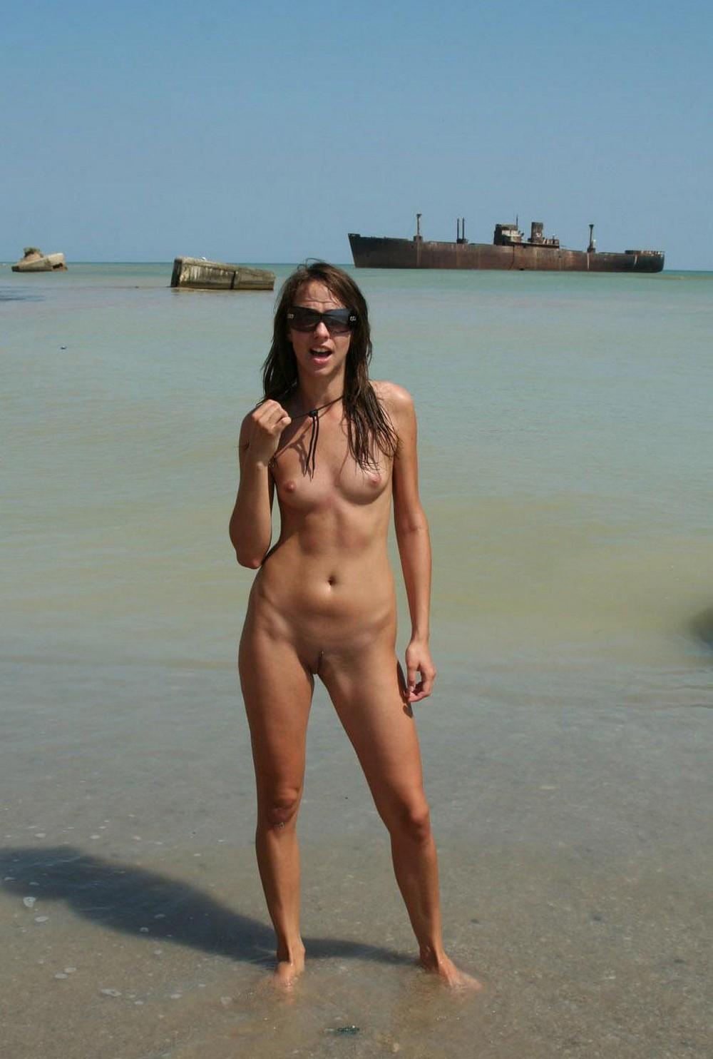 Фото крупным планом с нудиского пляжа 5 фотография