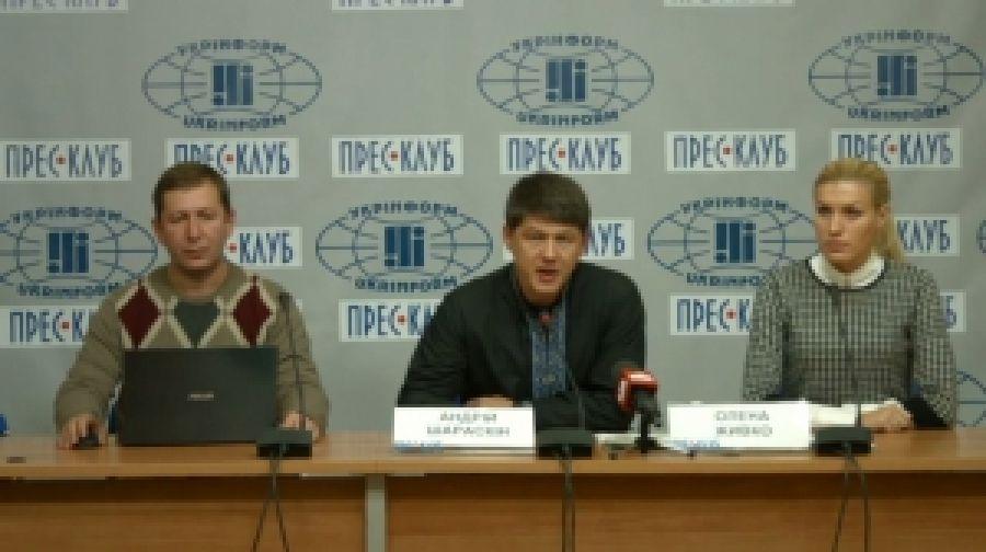 Андрей Шараскин о выборах и использование названия УВР ПС в избирательной рекламе