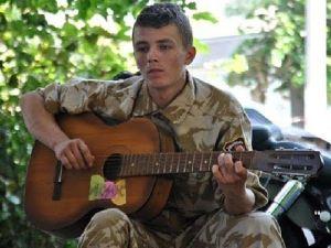 В Тернополе почтят пам'ять бойца ДУК Степана Стефурака