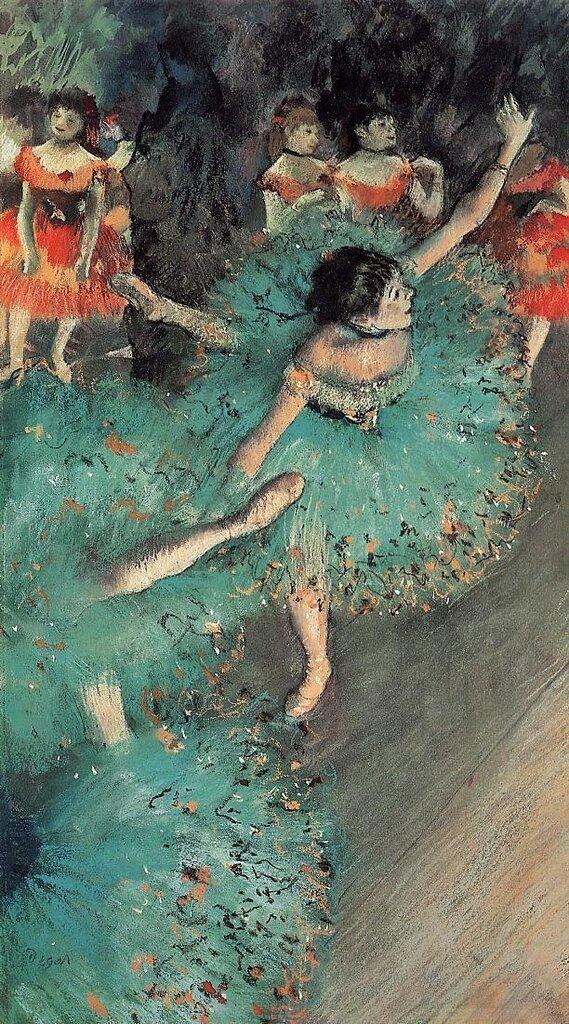 The Green Dancer - circa 1880 - Thyssen-Bornemisza Museum (Spain).jpg
