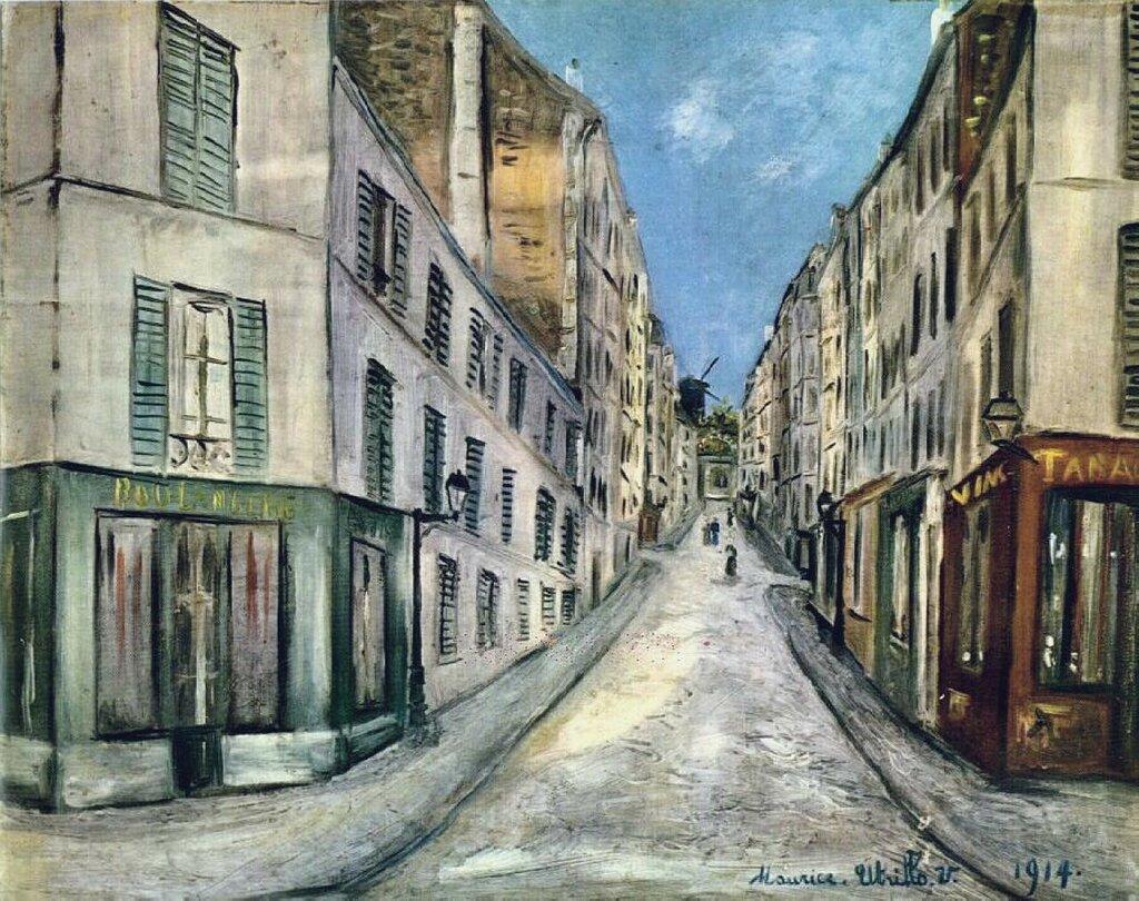 Paris Street, 1914.jpg