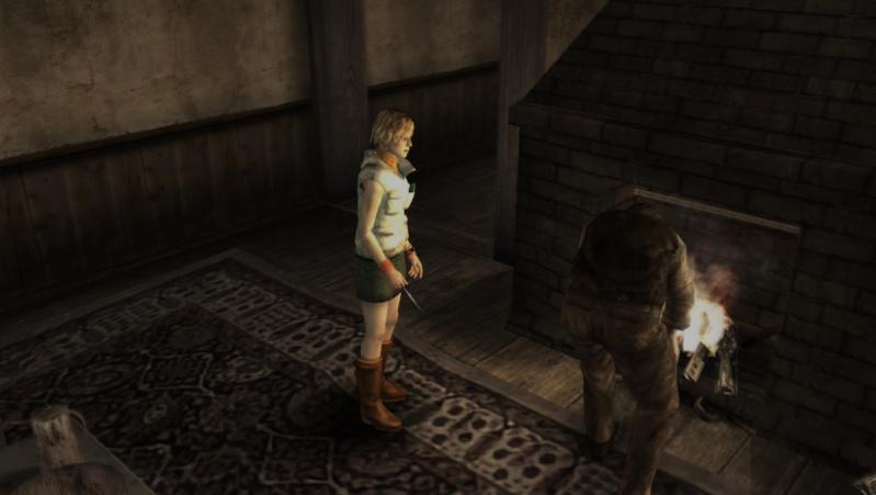 Замена Леона на Хизер из Silent Hill 3 0_13862b_893f9752_orig