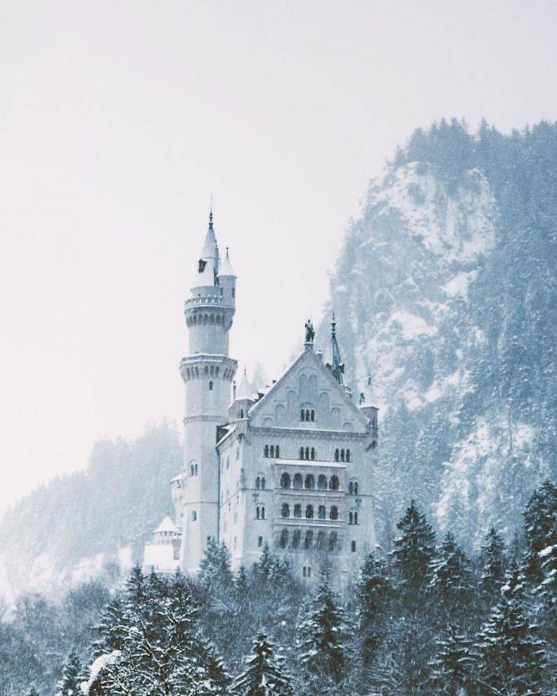 Красоты Германии в талантливых инстаграмах юного фотографа