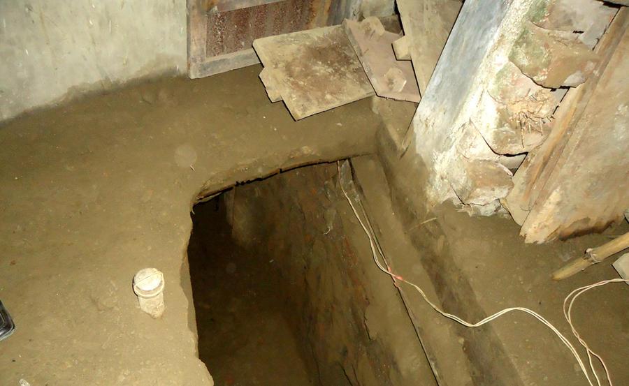 7. Ограбление по-бангладешски 26 января 2014 года филиал банка Sonali в Кишорегандж был ограблен на