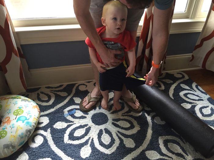 Фешн из май профешн: как гениальные папаши детишек наряжают