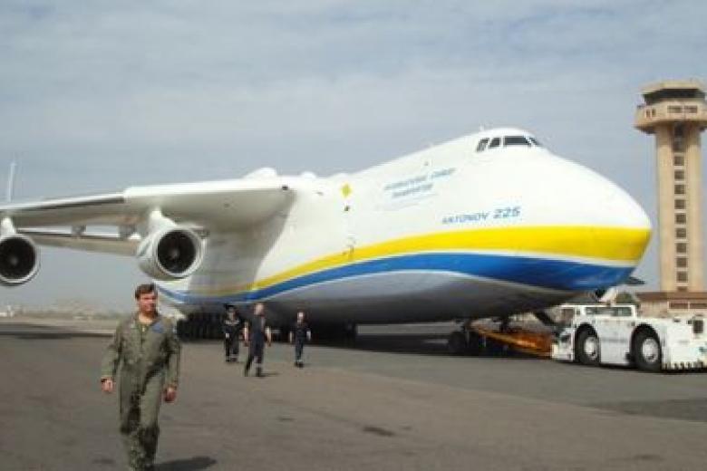 Украина может обзавестить еще одним самолетом-гигантом «Мрия»