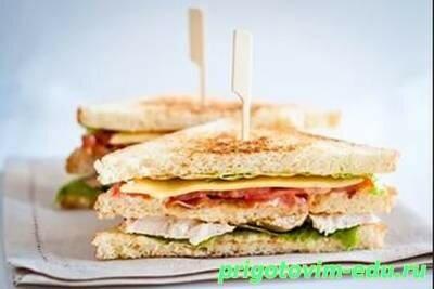 Сандвичи с сыром