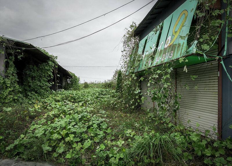 Как выглядит японский Чернобыль. Фукусима - 5 лет после аварии
