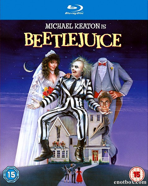 Битлджус / Beetle Juice / Beetlejuice (1988/BDRip/HDRip)