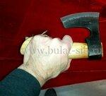 Кованый топор ручной работы Тайга-0