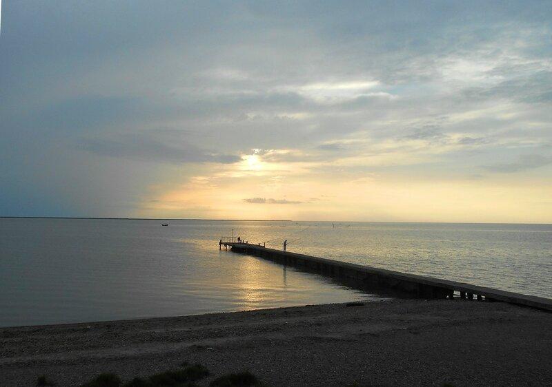Облачность, вечер, на закате у моря ... DSCN5529.JPG