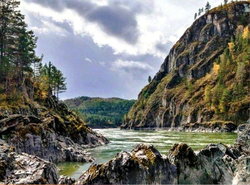 Алтай, летом, у реки .jpg