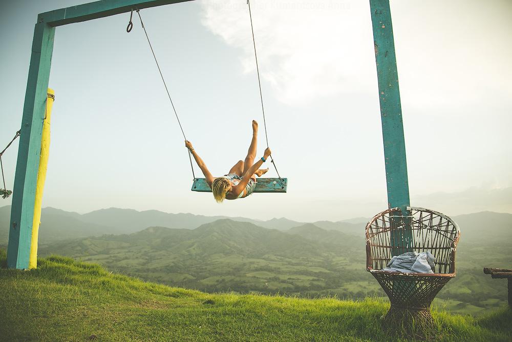 В раю жить легко? — Анна Куманцова