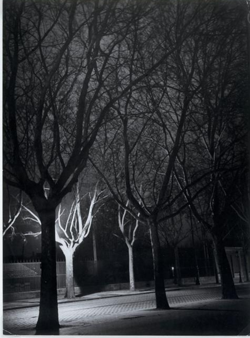 1932. Набережная де Берси