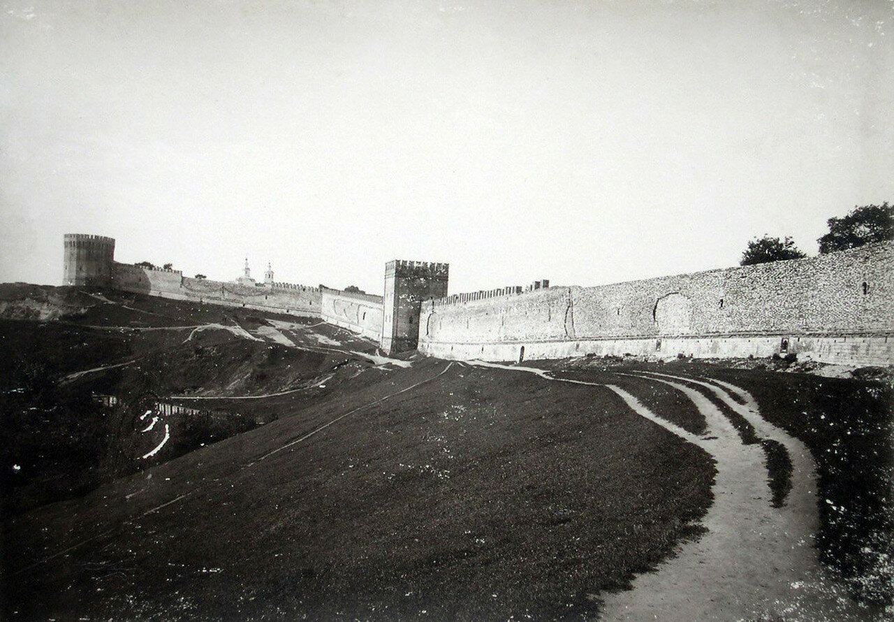 Башни Орёл и Позднякова. 1901