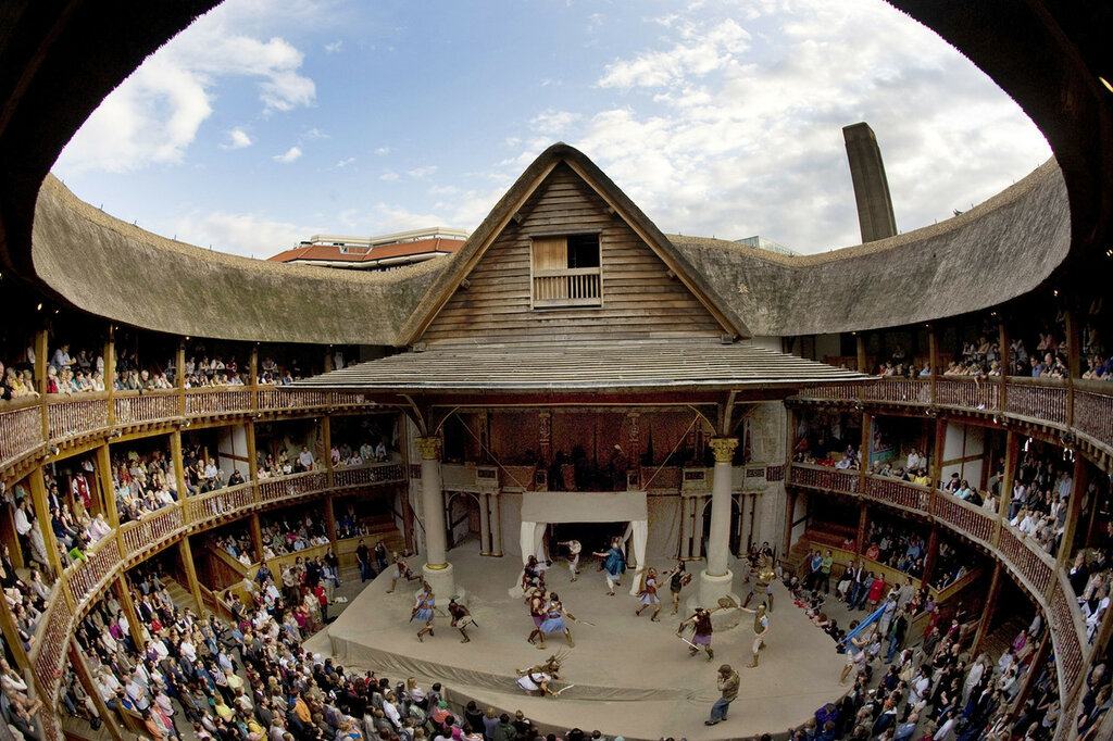 an analysis of the globe theater The globe theatre essay examples  an analysis of the globe according to william shakespeare 1,692 words 4 pages a look at the history of the globe theatre.