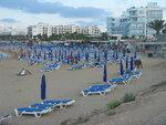 Кипрский пляж утром..JPG