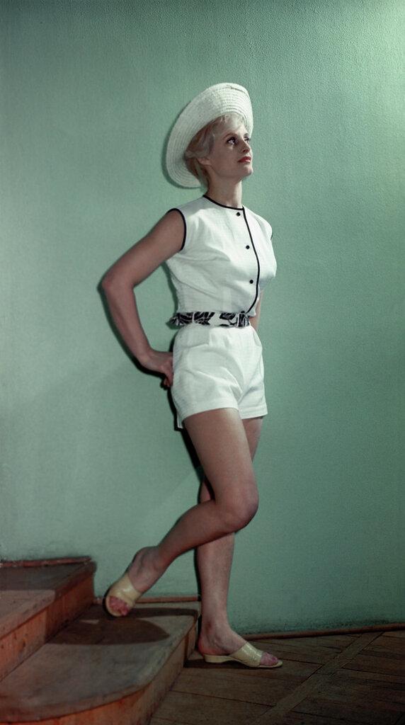 1962 Коллекция женской летней одежды 1962 года. Василий Малышев, РИА Новости.jpg