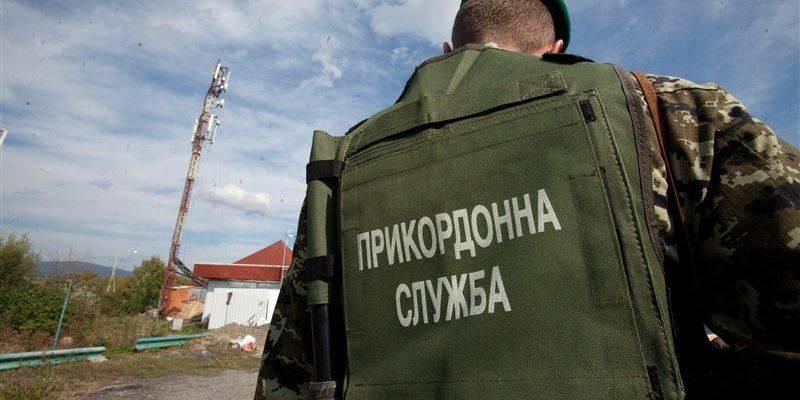 Пограничники Украины с начала года задержали около 900 незаконных мигрантов, - пресс-секретарь ГПСУ Слободян