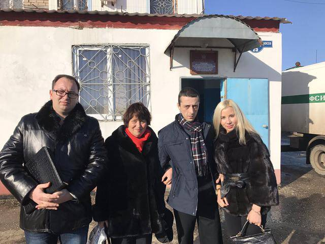 Сын Джемилева освобожден из российской колонии, - Полозов. ФОТО