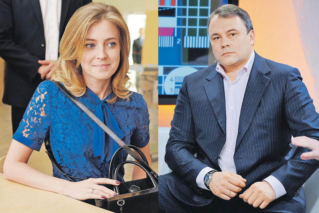 Прокурор Крыма Наталья Поклонская и телеведущий Петр Толстой готовятся занять кресла депутатов