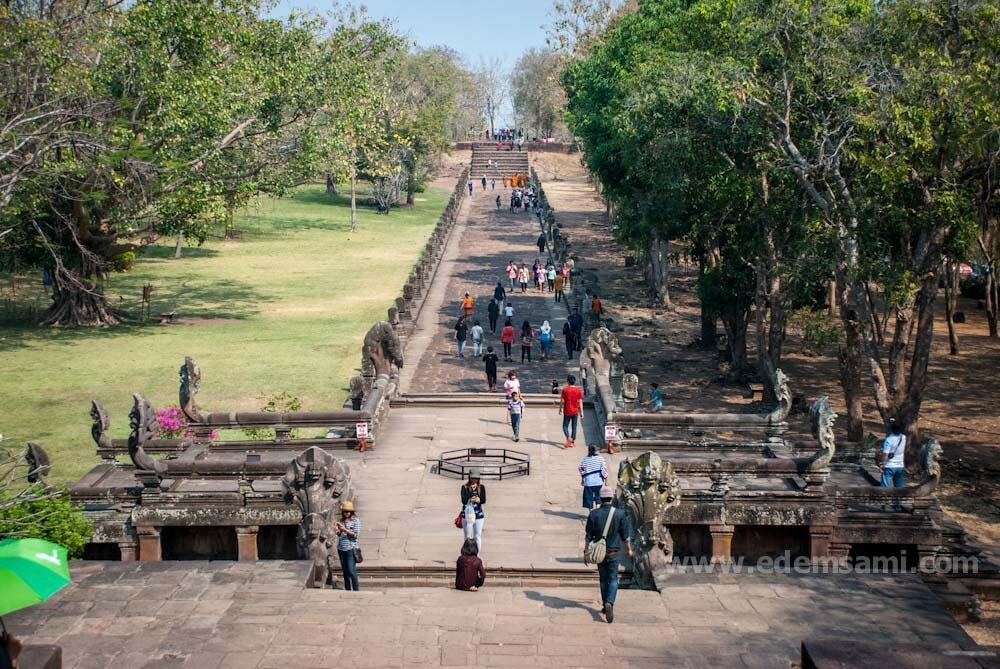 Исторический парк Пханомрунг