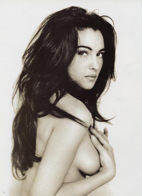 Моника Беллуччи, 1991 год