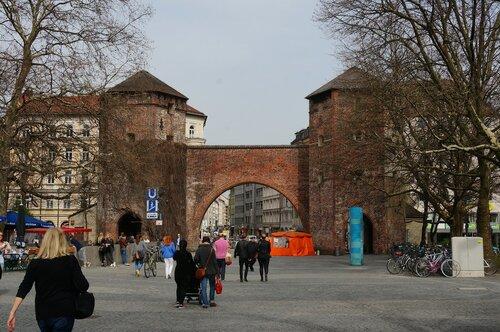 Зендлингторские ворота