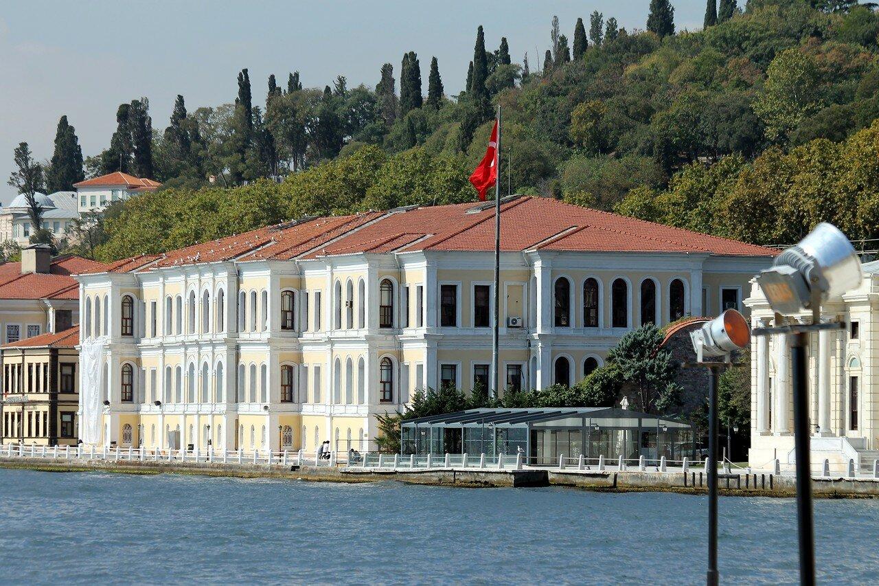 Стамбул и Босфор. Вид с мыса Ортакёй