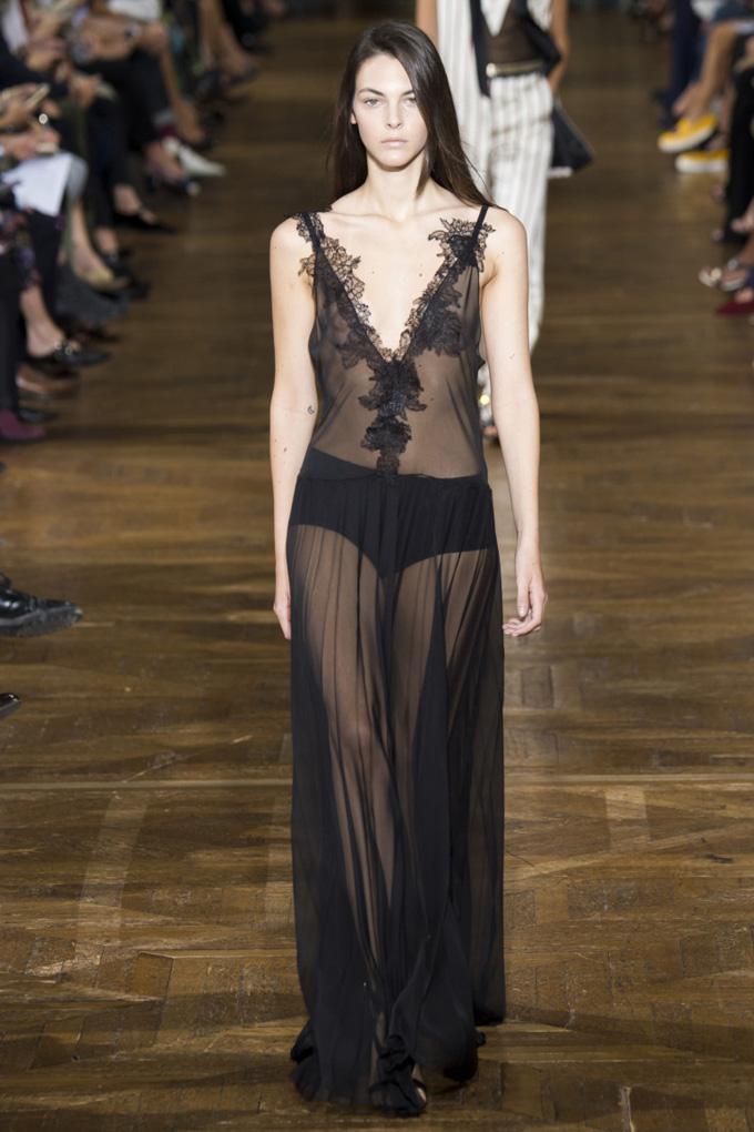 Неделя моды в Париже: Lanvin весна 2017