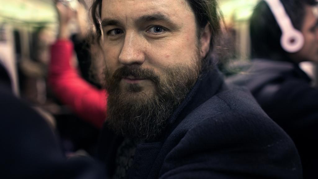Люди в московском метро глазами иностранного фотографа