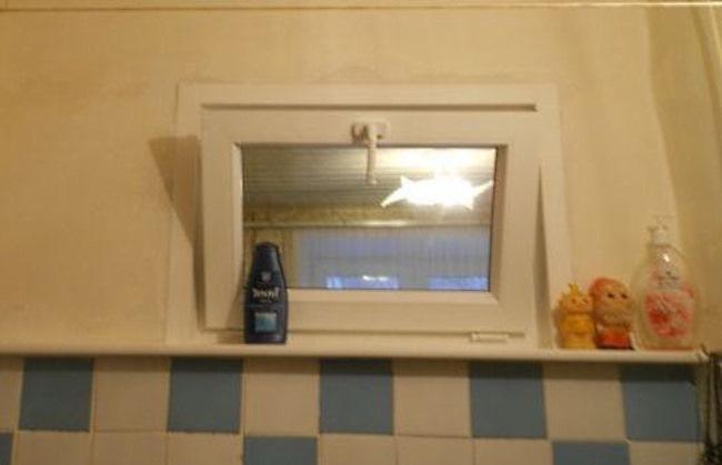 Кроме того, эти окна обеспечивали лучшую вентиляцию. Их можно было открыть и быстро проветрить комна