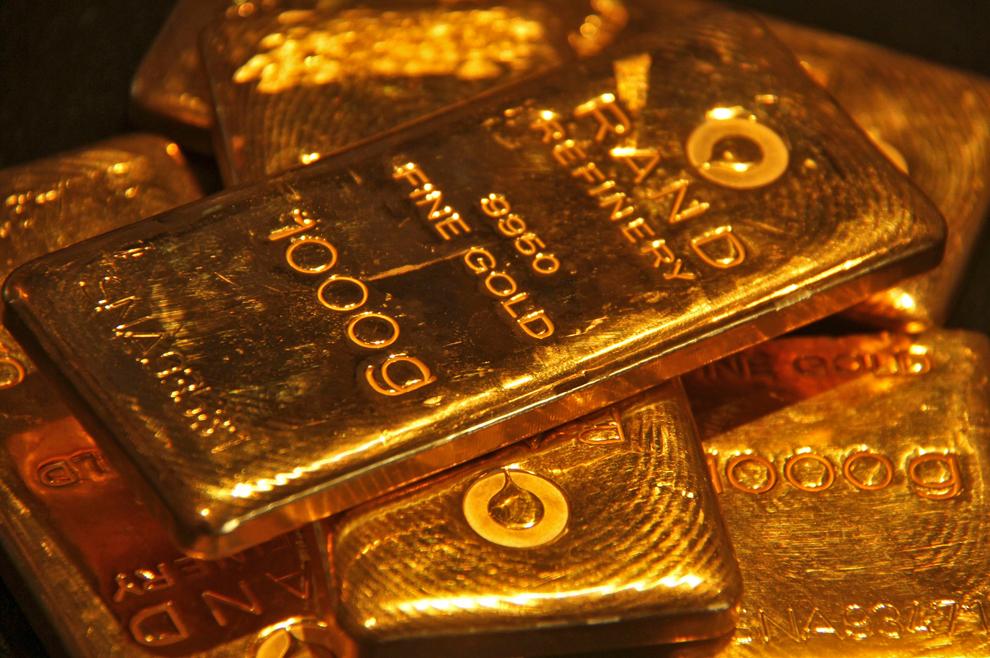 21. Золотые слитки в ювелирном магазине в городе Чандигарх, Индия, 8 мая 2012. Индия – самый к