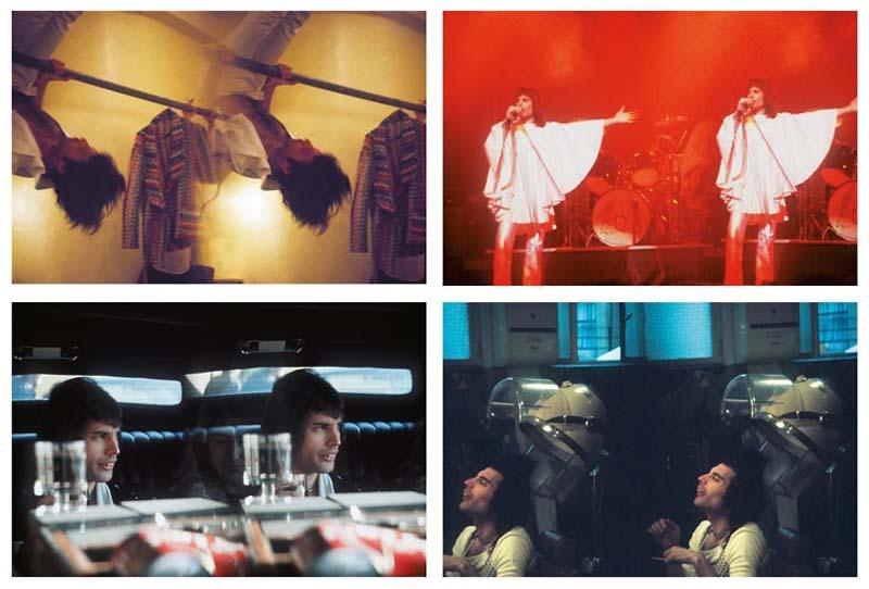 Эти фото сделал гитарист Queen Брайан Мэй на стереокамеру. «Я практически везде носил с собой эту ка