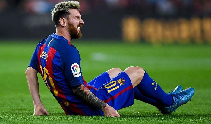Испания, седьмой тур. Барселона— Депортиво 4:0. Месси восстановился