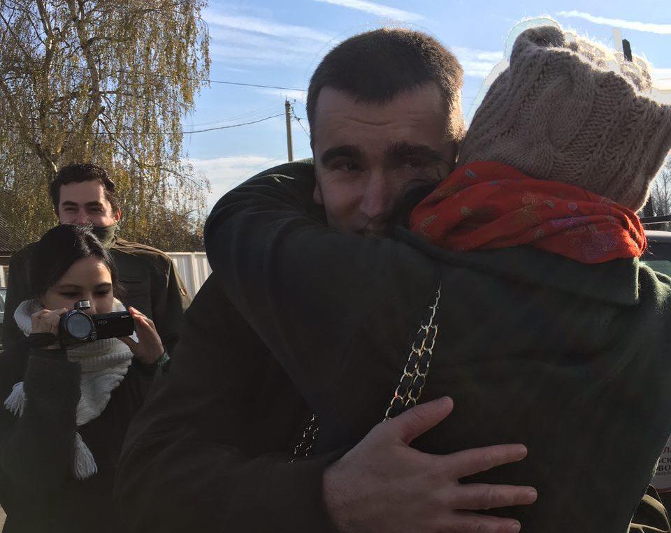 Фигурант «болотного дела» Алексей Гаскаров вышел насвободу