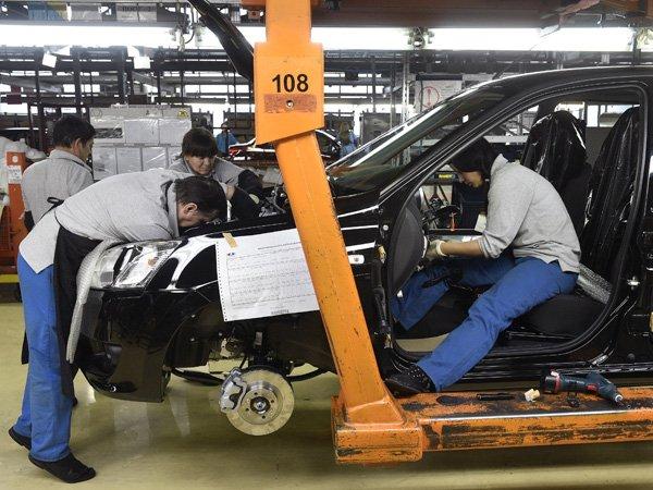 Волжский автомобильный завод сократил операционный ущерб неменее чем на60%